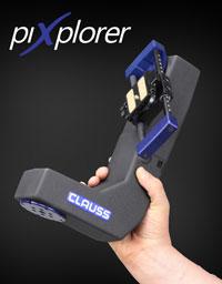 панорамная головка CLAUSS piXplorer