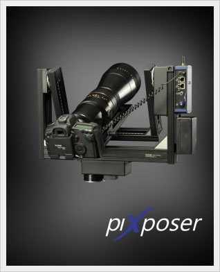 Панорамная головка CLAUSS RODEON piXposer