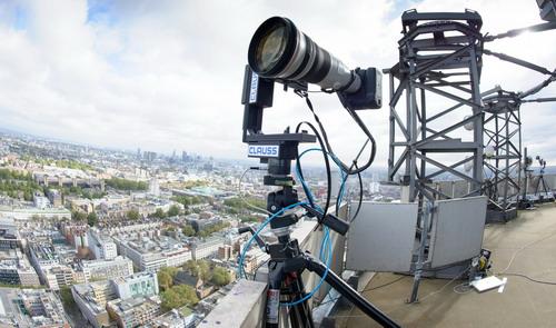 Лондон. Панорама 320 Гигапикселей.