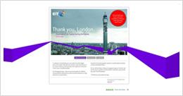 320-гигапиксельная панорама Лондона